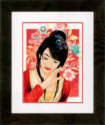 Asian flower girl Lanarte PN-0150000
