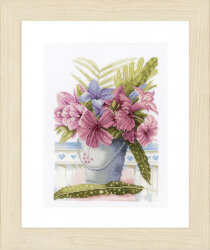 Flowers in Bucket Lanarte PN-0154327