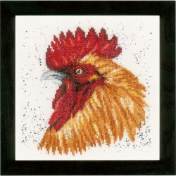 Brown rooster  Lanarte PN-0157490