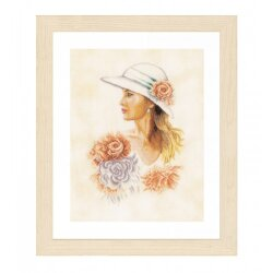 Lady with hat  Lanarte PN-0162297